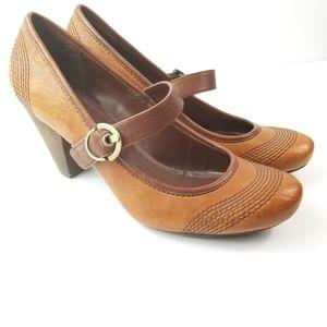 Nicole brown Mary Jane heels